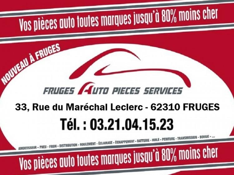 Fruges Auto Pièces Services