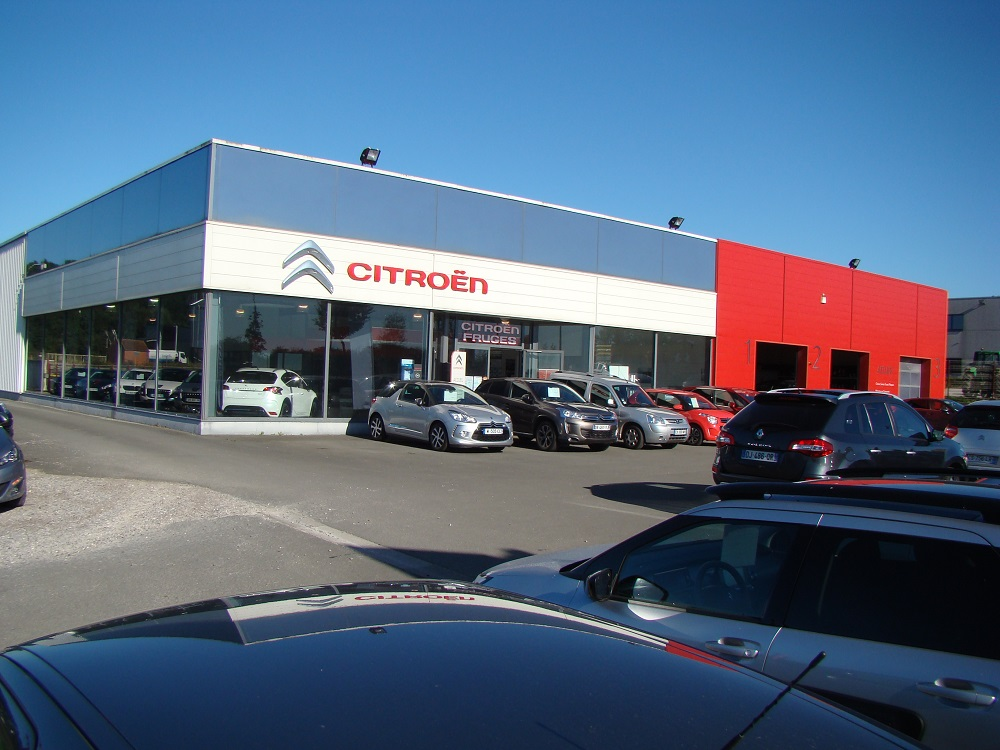 Paillard Citroën Fruges