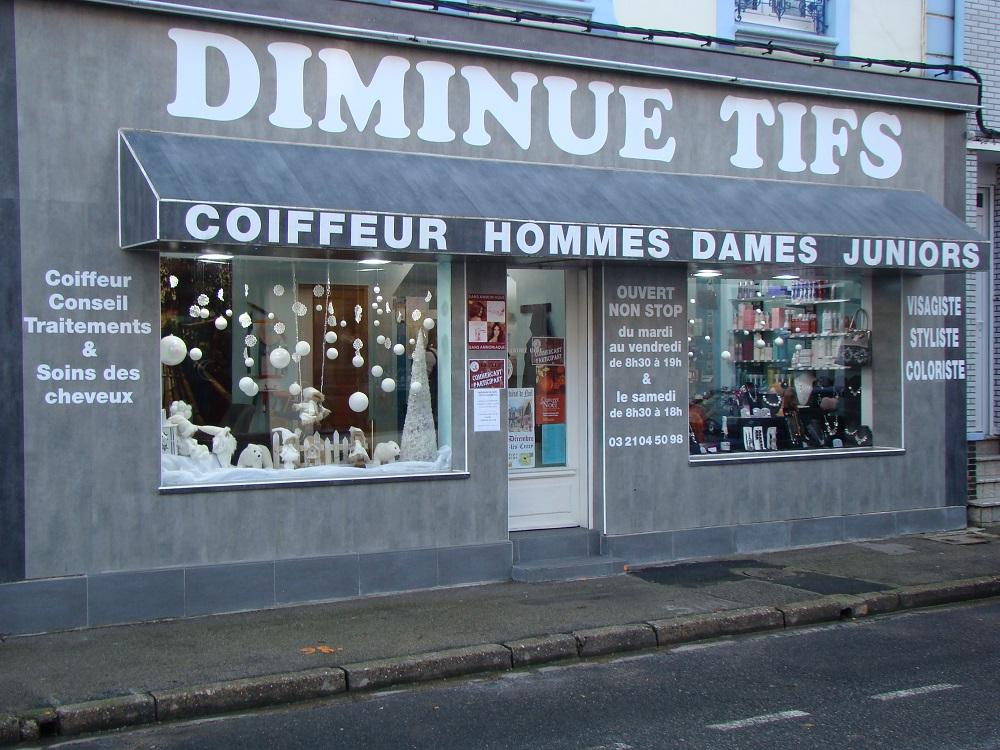 Diminue Tifs