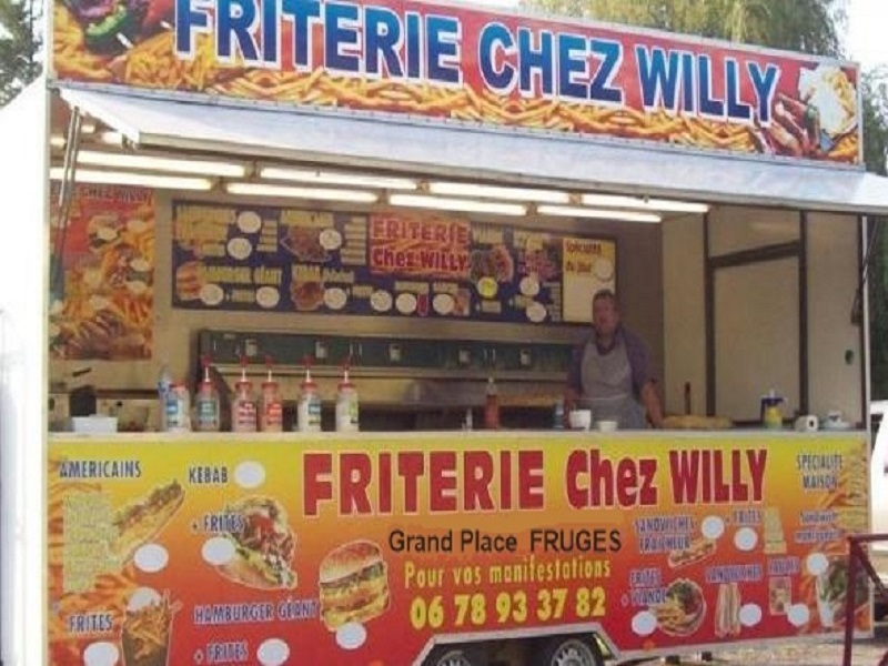Friterie Chez Willy