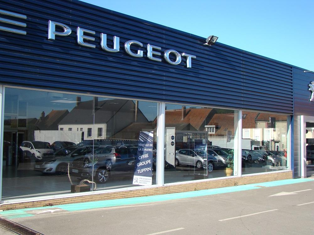 TDSA Peugeot Fruges