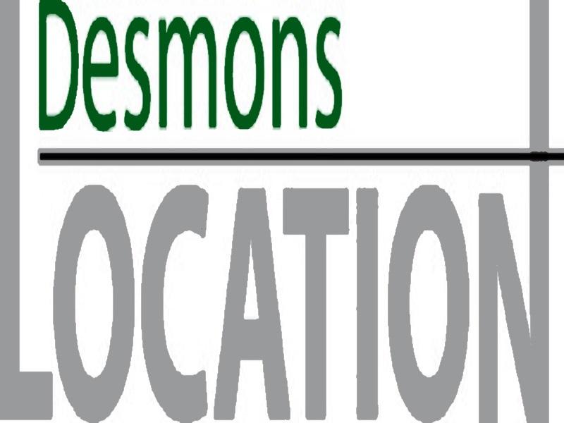 Location Desmons
